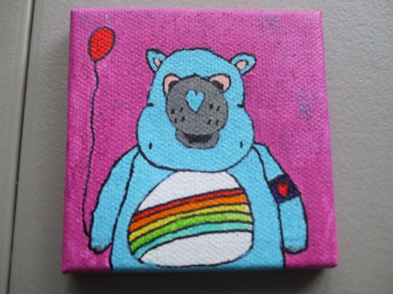 Old Care Bear